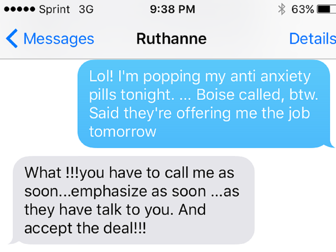 ruthanne text